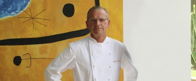 Executive Chef Wolfgang Grobauer