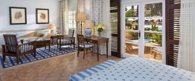 Master Suite in Seaside Grand Hotel Residencia