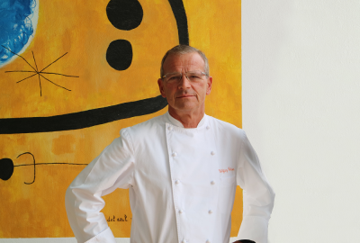 Michelin Star Chef Wolfgang Grobauer