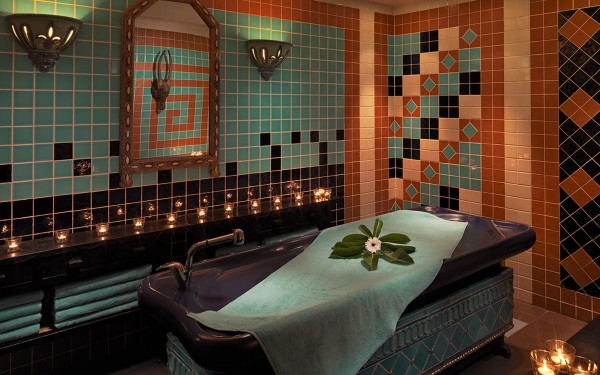 SPA del Seaside Grand Hotel Residencia